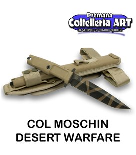 Extrema Ratio - Col Moschin Desert Warfare - Coltello militare