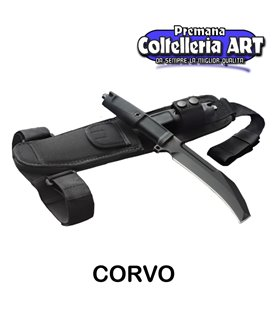 Extrema Ratio - Corvo Black - Coltello militare