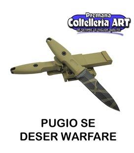 Extrema Ratio - Pugio SE - Desert Warfare - Coltello militare filo singolo