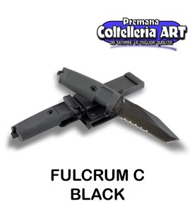Extrema Ratio - Fulcrum Compact - Black - Coltello militare