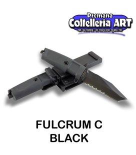 Extrema Ratio - Fulcrum Compact - Black - Coltello militare