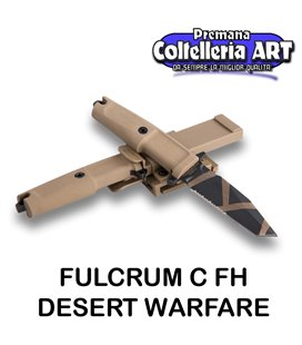 Extrema Ratio - Fulcrum Compact FH - Desert Warfare - Coltello militare