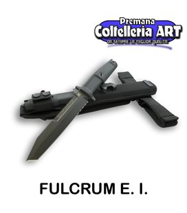 Extrema Ratio - Fulcrum Esercito Italiano - Black - Coltello militare
