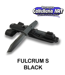 Extrema Ratio - Fulcrum S - Black - Coltello militare