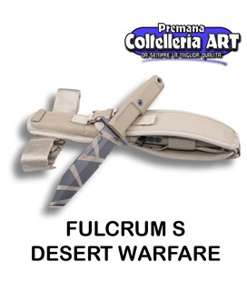 Extrema Ratio - Fulcrum S - Desert Warfare - Coltello militare