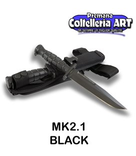Extrema Ratio - MK2.1 - Black - Coltello militare