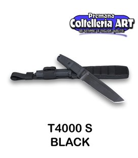 Extrema Ratio - T4000 S - Black - Coltello militare