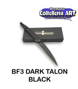 Extrema Ratio - BF3 Dark Talon - Black - Coltello