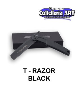 Extrema Ratio - T-Razor - Black - Coltello