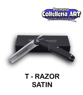 Extrema Ratio - T-Razor - Satin - Coltello