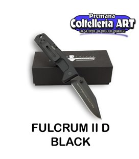Extrema Ratio - Fulcrum II D - Black - Coltello