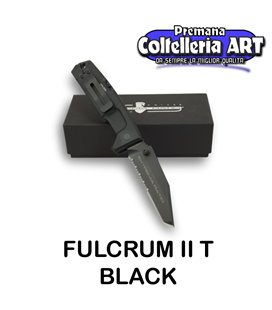 Extrema Ratio - Fulcrum II T - Black - Coltello