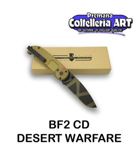 Extrema Ratio - BF2 CD - Desert Warfare - Coltello
