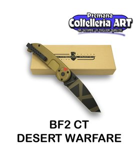 Extrema Ratio - BF2 CT - Desert Warfare - Coltello