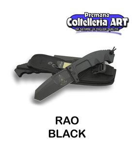 Extrema Ratio - RAO - Black - Coltello