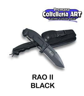 Extrema Ratio - RAO II - Black - Coltello