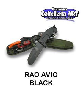 Extrema Ratio - RAO Avio- Black - Coltello