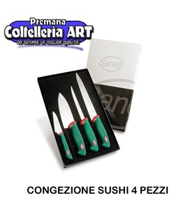Sanelli - Confezione sushi 4 pz