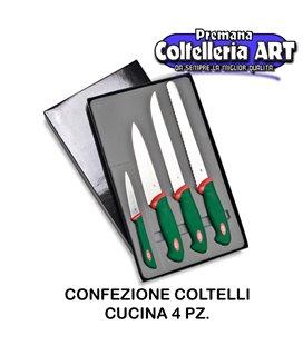 Sanelli - Confezione cucina 4 pz