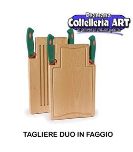 Sanelli - Tagliere duo faggio