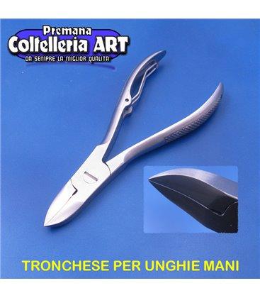Coltelleria ART - Tronchesino per unghie mani 18 mm - inox
