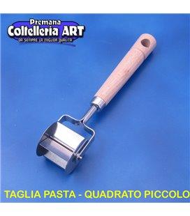 eppicotispai - Rotella taglia tortellini - Quadrato piccolo 30 x 30 mm - lama liscia inox