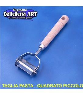 eppicotispai - Rotella taglia tortellini - Quadrato piccolo 40 x 40 mm - lama liscia inox