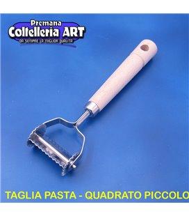 eppicotispai - Rotella taglia tortellini - Quadrato piccolo 40 x 40 mm - lama dentata inox
