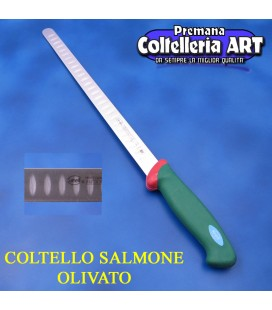 Sanelli - Coltello Salmone olivato cm 31