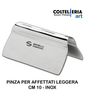 SAP - Pinza per Affettati cm 10 - Leggera - Inox