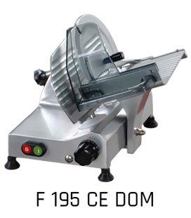 FAC - Affettatrice a gravità F 195 CE DOM