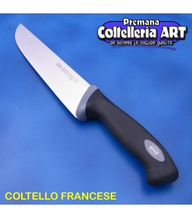 Coltello Francese cm.22 - manico nero