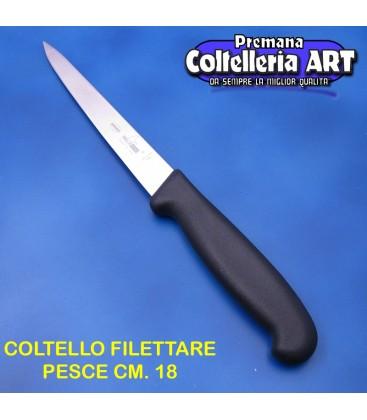 Coltello filettare cm. 18 - Maglio nero