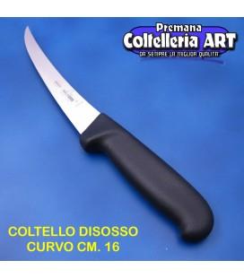 Coltello Disosso curvo cm. 16