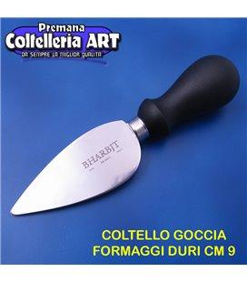 Bharbjt - coltello Pavia per formaggi duri cm 9