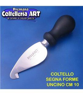 Bharbjt - coltello uncino semplice segna forma cm 10