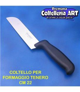 Bharbjt - coltello per formaggi teneri - lama cm 22