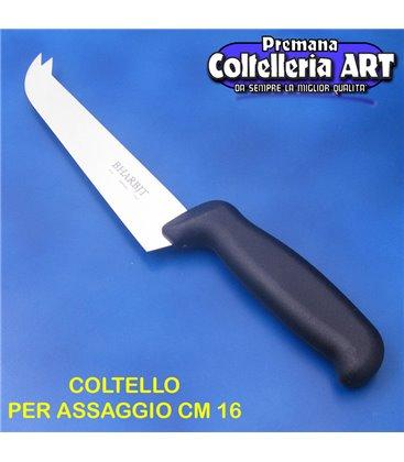 Bharbjt - coltello per assaggio con punta a forchetta cm 16