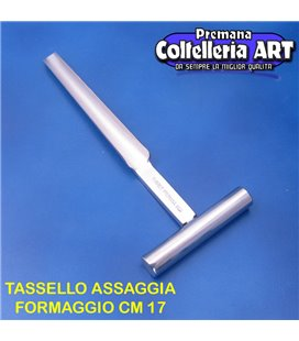Bharbjt - Tassello assaggia formaggio cm 17