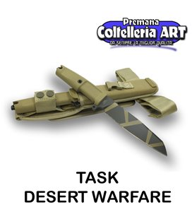 Extrema Ratio - Task - Desert Warfare - Coltello militare