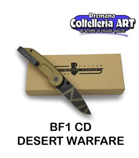 Extrema Ratio - BF1 CD - Desert Warfare - Coltello