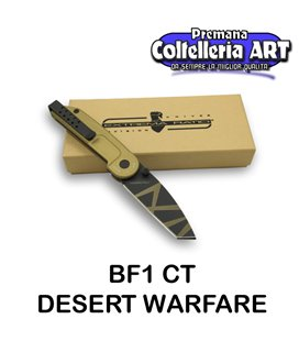 Extrema Ratio - BF1 CT - Desert Warfare - Coltello