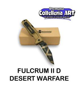 Extrema Ratio - Fulcrum II D - Desert Warfare - Coltello
