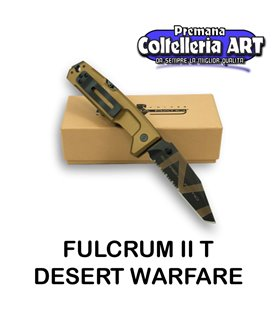 Extrema Ratio - Fulcrum II T - Desert Warfare - Coltello