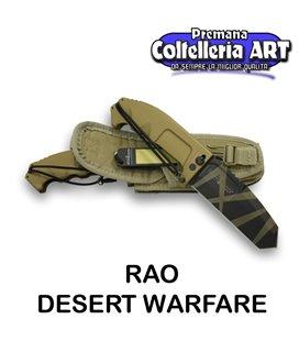 Extrema Ratio - RAO - Desert Warfare - Coltello