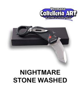Extrema Ratio - Nightmare - Karambit - Stone Washed