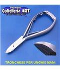Coltelleria ART - Tronchesino per le pelli 6 mm - inox