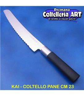 Kai - Coltello Pane cm 23 - Wasabi