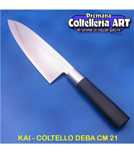 Kai - Coltello Deba - Sushi cm 21 - Wasabi