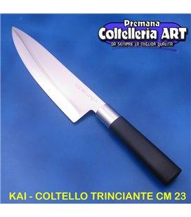 Kai - Coltello Cuoco - Trinciante cm 23 - Wasabi